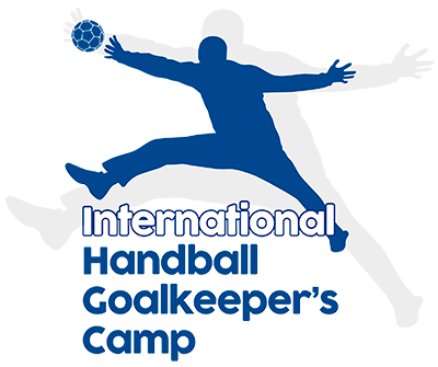 HANDBALL GOALKEEPER Camp Logo